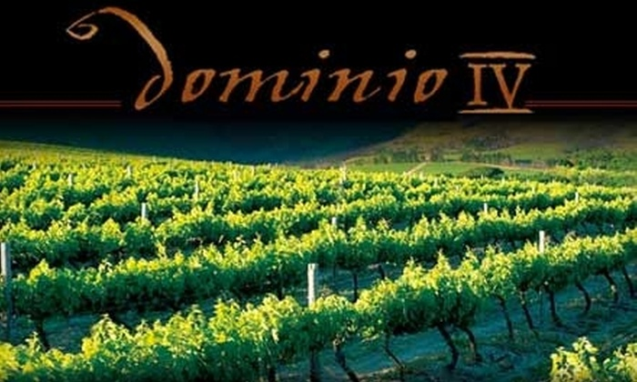 Dominio IV Wines - McMinnville: $12 for a Wine Tasting and $20 Toward a Bottle of Wine at Dominio IV Wines in McMinnville ($25 Value)