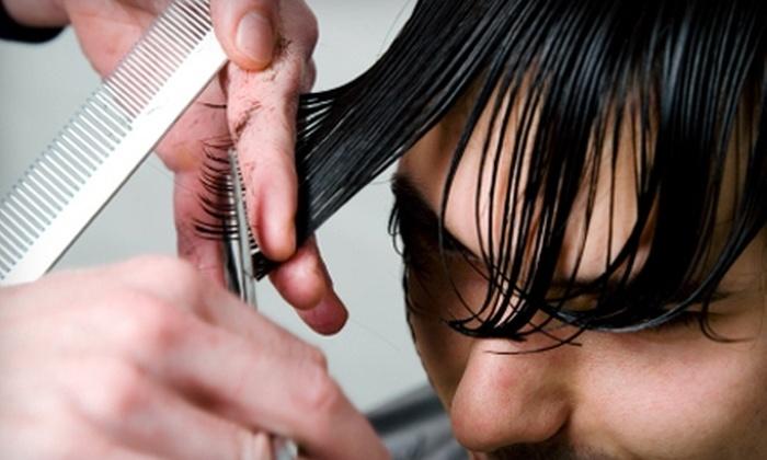 Paragon Hair Company - Wichita: $7 for Men's Haircut at Paragon Hair Company ($15 Value)