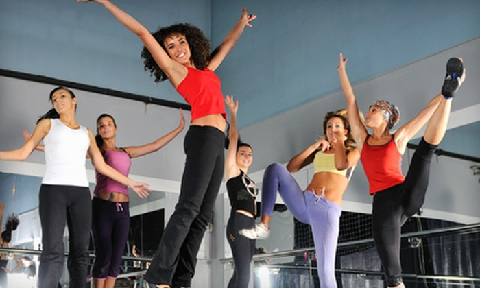 W.O.W. Fitness - Little Rock: 5, 10, or 15 Zumba Classes at W.O.W. Fitness (Up to 77% Off)