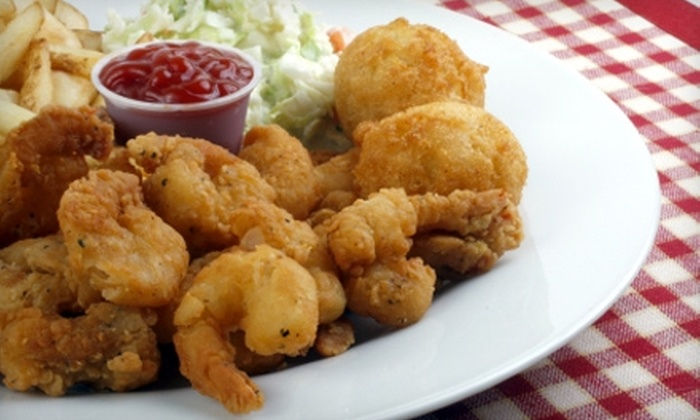 Little Fisherman Seafoods - West Redlands: $15 for $30 Worth of Fresh Seafood at Little Fisherman Seafoods in Redlands