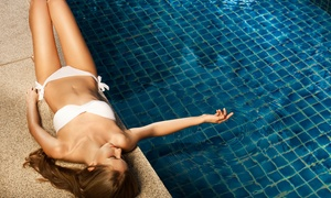 Skin Sultry by Teresa: One or Three Custom Airbrush Spray Tans at Skin Sultry by Teresa (Up to 68% Off)