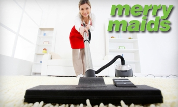Merry Maids - Winnipeg: $40 for Three Rooms or 90 Minutes of Cleaning from Merry Maids of Winnipeg ($120 Value)