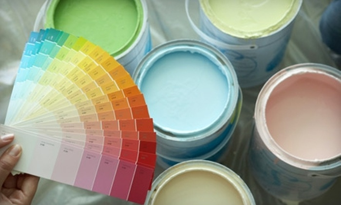 Abbott Paint - Multiple Locations: $50 for $100 Worth of Paint, Varnishes, Flooring, and More at Abbott Paint