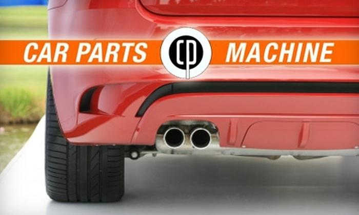 Car Parts Machine & Engine Supply - Magoffin: $20 for $50 Worth of Performance Car Parts At Car Parts Machine & Engine Supply