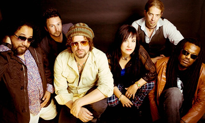 Rusted Root - Mojoes: Rusted Root at Mojoe's in Joliet on September 8 at 8 p.m. (Up to 51% Off)