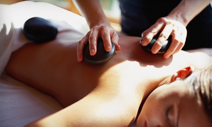 Massage MG - Davie: $49 for 50-Minute Swedish Massage with Hot Stones and Aromatherapy at Massage MG ($100 Value)
