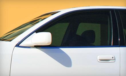 $150 Groupon Toward Auto Window Tinting - Williams Enterprises in