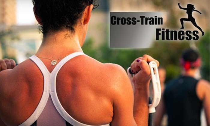 Cross-Train Fitness - Rutland: $45 for One Month of Unlimited Classes at Cross-Train Fitness
