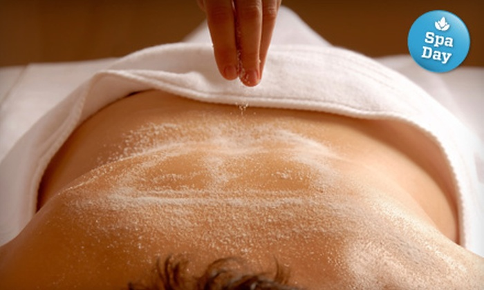 Desert Beauty Day Spa - Rio Rancho: Body Polish or Aloe Body Wrap at Desert Beauty Day Spa in Rio Rancho