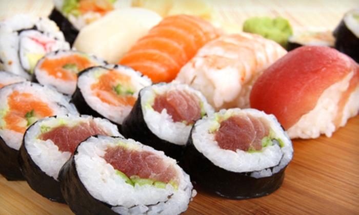 Ichiban Samurai - Louisville: $15 for 30 Worth of Japanese Food at Ichiban Samurai