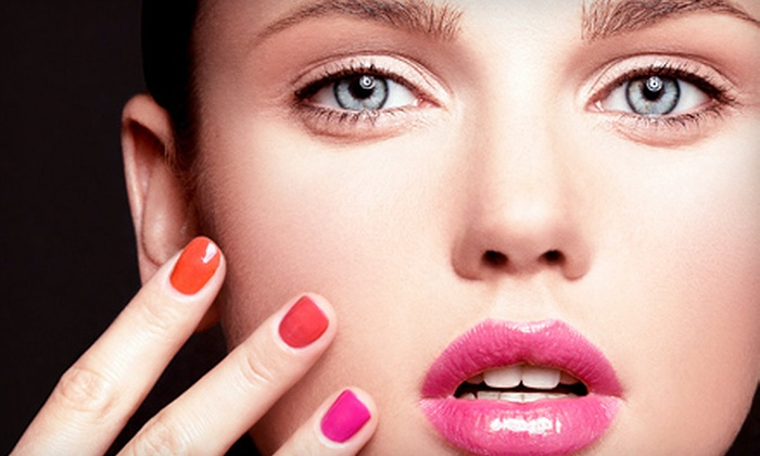 Nu Look Salon & Boutique - Colonia: $125 for $250 Worth of Makeup Services at Nu Look Salon & Boutique