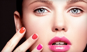 Nu Look Salon & Boutique: $125 for $250 Worth of Makeup Services at Nu Look Salon & Boutique