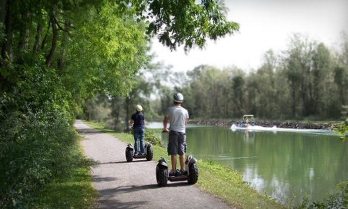 Upstate Seg Tours - Multiple Locations: $35 for a Segway Tour from Upstate Seg Tours in Rochester ($55 Value)
