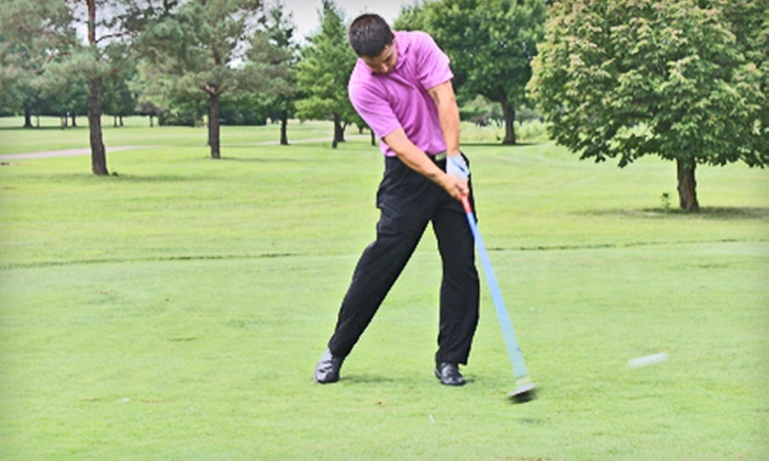 Up and Down Golf Academy - Norton Ridge: One or Three Private Golf Lessons at Up and Down Golf Academy in Galloway