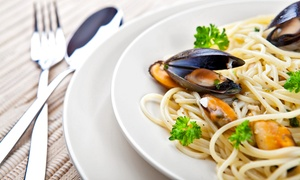 Casa Mia: Dinner for Two or Four at Casa Mia (Up to 47% Off). Four Options Available.