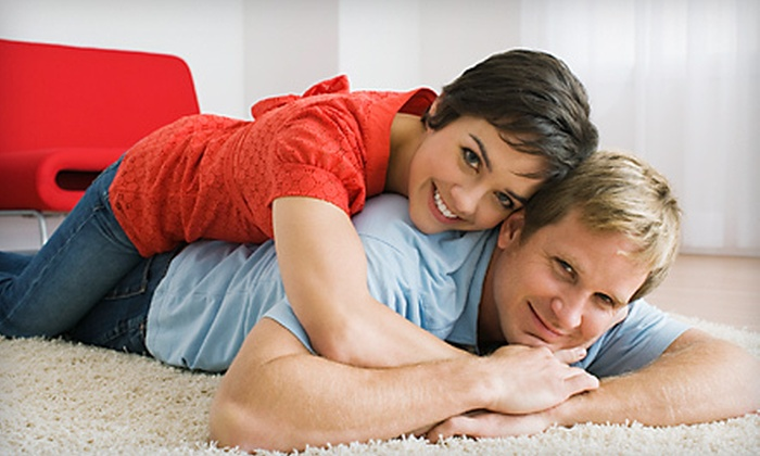 Carpet Boss - Des Moines: Carpet Cleaning for Two Rooms, or Four Rooms and Up to 12 Stairs from Carpet Boss (Up to 72% Off)