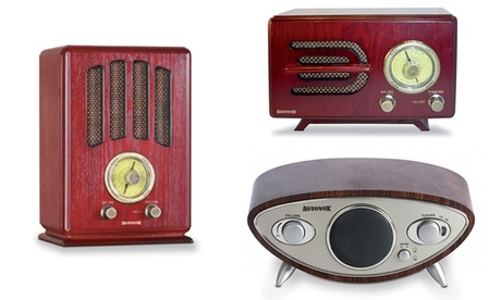 Radio Autovox AM/FM old style. Vari modelli disponbili