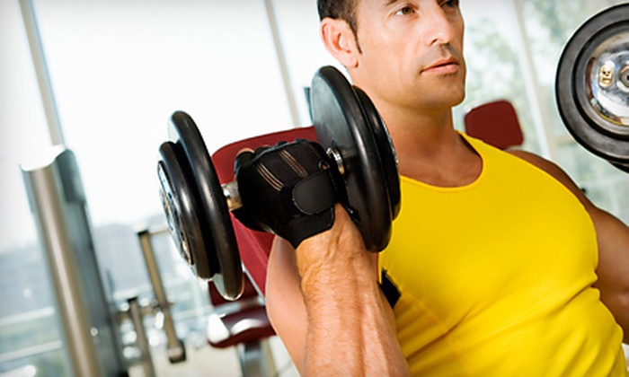 Brickhouse Gym - Multiple Locations: $49 for One Month of Boot-Camp Classes at Brickhouse Gym ($150 Value)