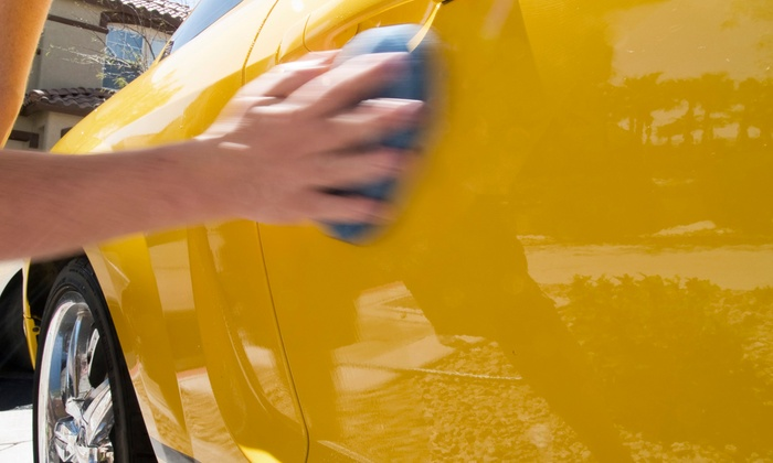 Long Beach Auto Detail - Belmont Shore: Complete Auto Detail for a Sedan, SUV, or Small Van at Long Beach Auto Detail (Up to 58% Off)