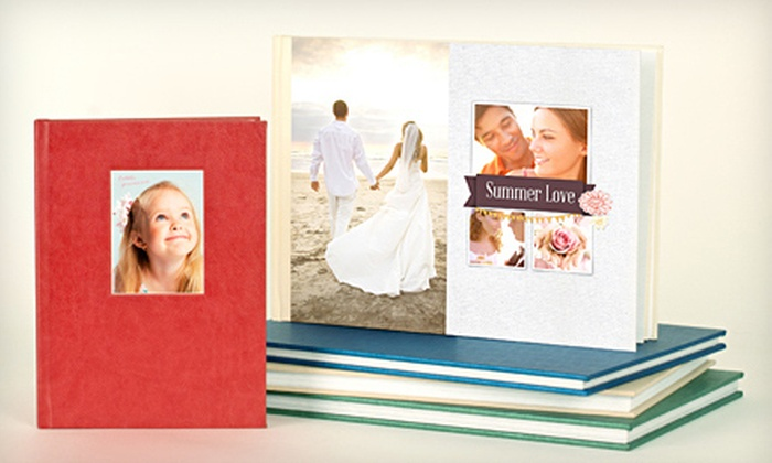 Photobook America: Custom-Designed Photo Books from Photobook America (Up to 70% Off). Two Options Available.