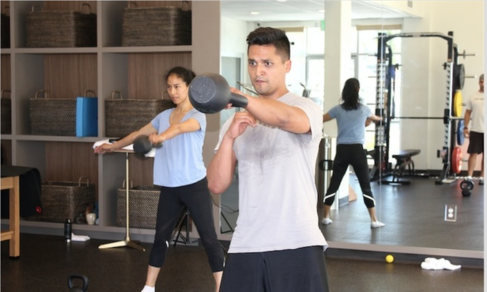 INTENTIO - Mountain View: Six Weeks of Membership and Unlimited Fitness Classes at INTENTIO Professional Health and Fitness (65% Off)