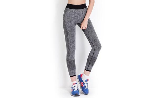 design sport leggings groupon goods. Black Bedroom Furniture Sets. Home Design Ideas