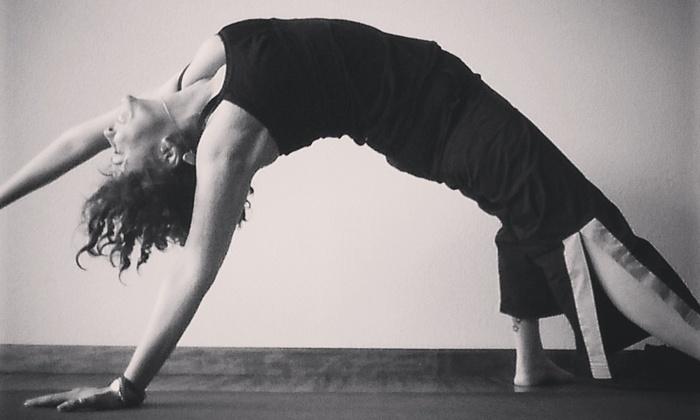 Woodstock Wellness Center - Woodstock: Five Yoga Classes at Woodstock Wellness Center (69% Off)