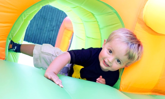 OgoPlay  - West Kelowna: Admission for Two or Four Children to OgoPlay (Up to 36% Off)