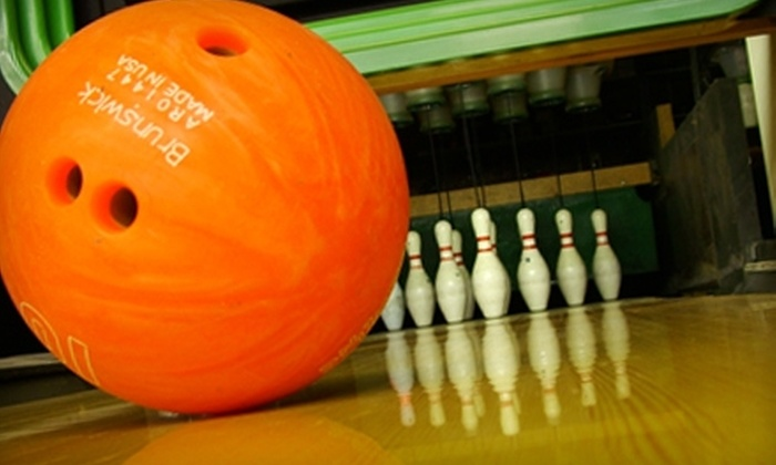 Tiger Lanes Bowling Center - Alexandria: $18 for Bowling and Shoe Rental For Up To Eight at Tiger Lanes Bowling Center in Alexandria