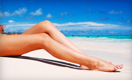 Consultation and 20-Minute Vein-Reduction Treatment (up to a $350 Value) - Total Vein Concepts in Chesapeake