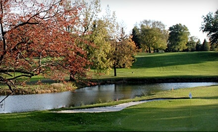 The Polo Fields Golf Course & Country Club: 18 Hole Round for 2 and Cart Rental - The Polo Fields Golf Course & Country Club in Ann Arbor