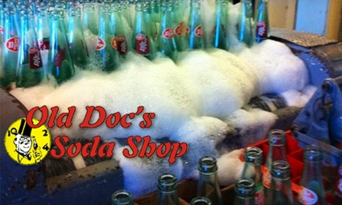 Dublin Dr. Pepper Bottling Co. - Dublin: $6 for Two Tickets to a Dublin Dr Pepper Bottling Co. Tour, Plus Two Frosty Peppers ($13.50 Value)