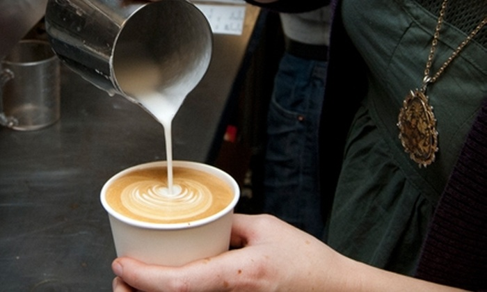 Ipsento Coffee House and Roaster - Bucktown: $40 for Two-Hour Specialty Coffee-Making Class at Ipsento Coffee House and Roaster ($80 Value)