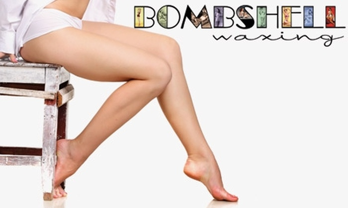Bombshell Waxing - 5: $12 for $25 Worth of Waxing Services at Bombshell Waxing