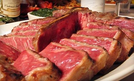 $50 Groupon to MarkJoseph Steakhouse - MarkJoseph Steakhouse in Manhattan