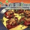 $6 for Vegan Fare at La Vie En Raw Cafe