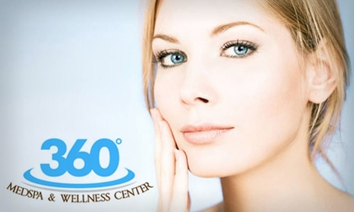360° MedSpa and Wellness Center - Southview: $129 for Six Laser Hair-Removal Treatments, One ReFirme Treatment, or One Photofacial with Microdermabrasion at 360° MedSpa and Wellness Center (Up to $900 Value)