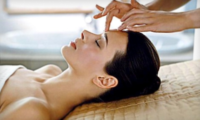 Chiropractic Little Rock - Little Rock: $45 for a Triactive Photofacial, Microdermabrasion, or Perfector Facial at Advanced Health Spa (Up to $150 Value)