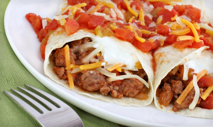 Rauls Mexican Restaurant - West Des Moines: $12 for $25 Worth of Mexican Fare and Drinks at Raul's Mexican Restaurant