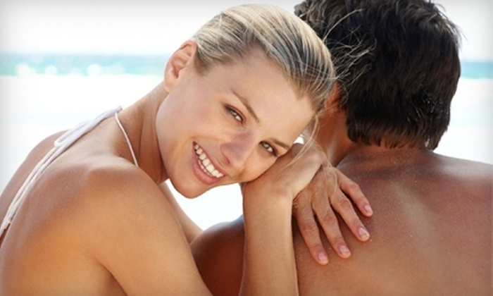 Boca Tanning Club - South Huntington: $10 for One Spray Tan at Boca Tanning Club in Huntington Station ($30 Value)
