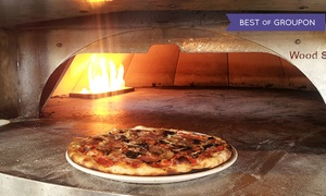 Pizzeria Fondi: $15 for $20 Worth of Pizza and Italian Food for Dinner at Pizzeria Fondi