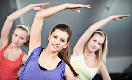 10 Drop-In Classes (up to a $120 value) - Energized | Inspired | Fitness in Ada