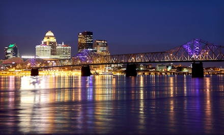 2-Night Stay Christmas at the Galt Package for Two  - Galt House Hotel in Louisville