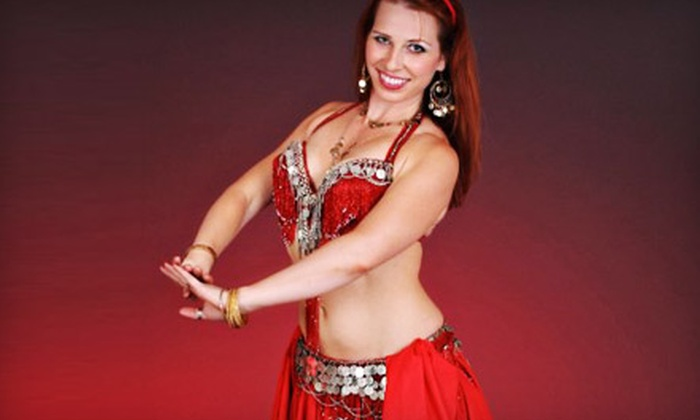 Mayada's Bellydance - Little Italy: $29 for a Six-Week Belly-Dancing Class at Mayada's Bellydance ($90 Value)