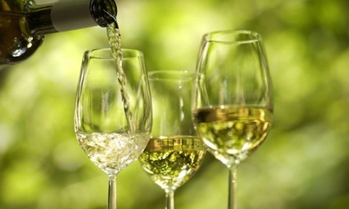 The Wine Line - Fresno: $65 for Wine Tour, Tasting, and Lunch from The Wine Line ($134.95 Value)