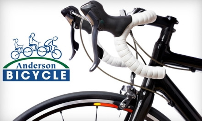 Anderson Bicycle - Quincy: $40 for a Bicycle Tune-Up at Anderson Bicycle