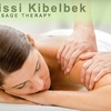 53% Off Shea Butter Massage and Wrap