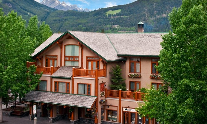 Brewster's Mountain Lodge - Banff: One- or Two-Night Stay for Two in a Standard Room Plus Dining Credit at Brewster's Mountain Lodge in Alberta