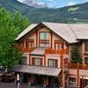 Rustic Lodge in Canadian Rockies