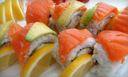 Wasabi Sushi Restaurant: $15 Groupon for Lunch - Wasabi Sushi Restaurant in Draper